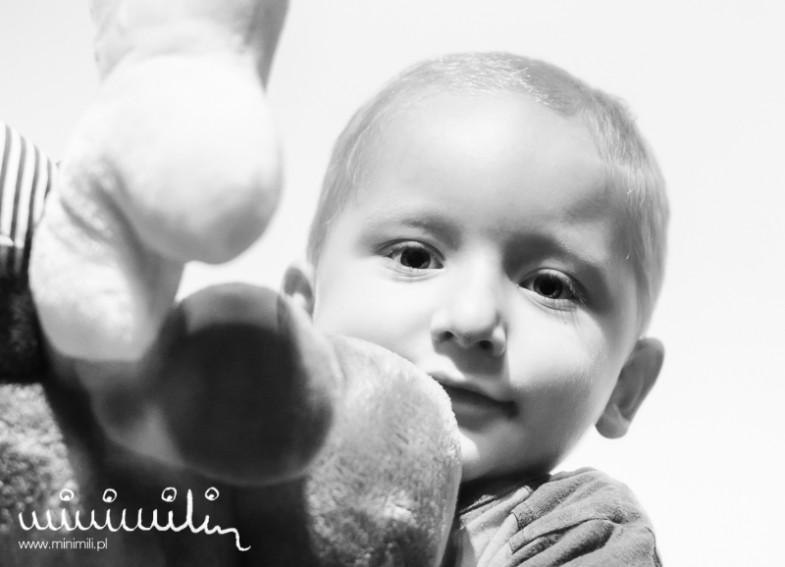 Sesja portretowa dzieci - 9 twarzy Igora