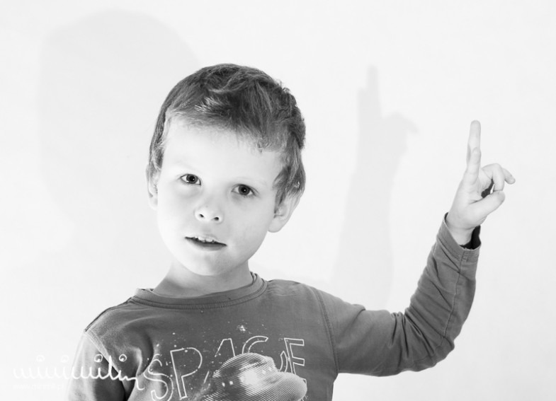 9 twarzy dziecka - Bruno