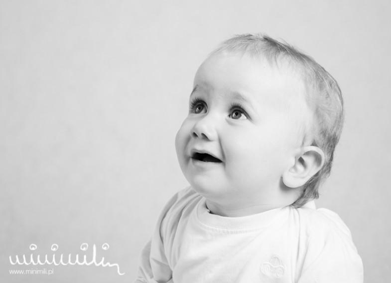 9 twarzy dziecka - sesja fotograficzna