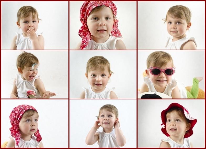 9 twarzy Hani - sesje fotograficzne Warszawa