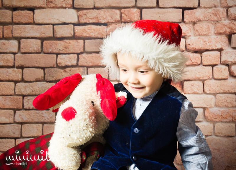 sesje fotograficzne Boże Narodzenie