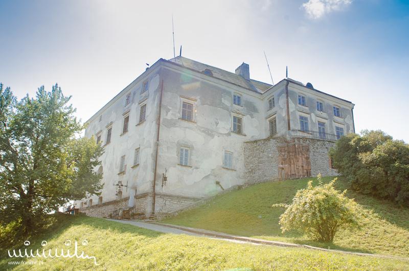 Zamek w Olesku, Ukraina