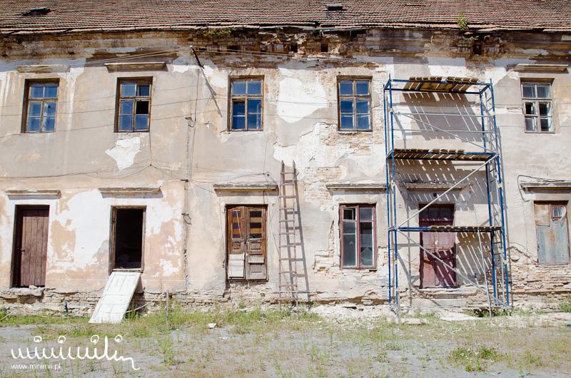 Zamek w Żółkwi, Ukraina